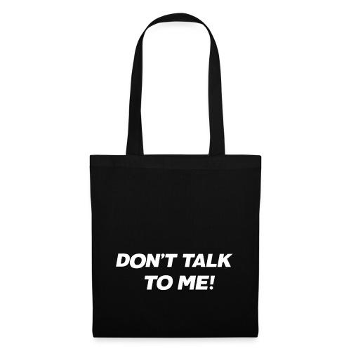 The Masked Singer Don't talk to me! Print - Stoffbeutel