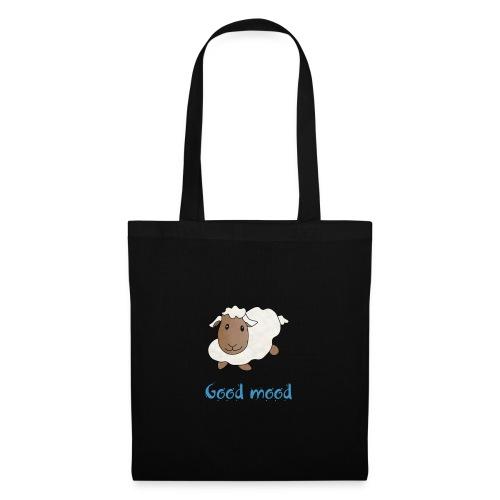 Nadège le petit mouton blanc - Tote Bag