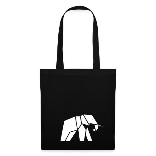 Schönes Elefanten Design für Elefanten Fans - Stoffbeutel