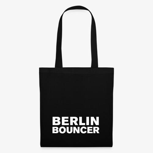 Berlin Bouncer Kollektion - Stoffbeutel