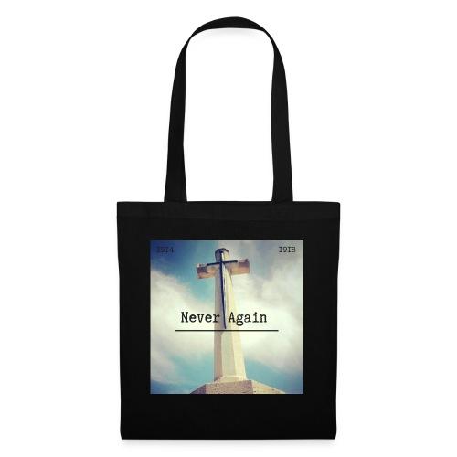 Never Again - Tote Bag