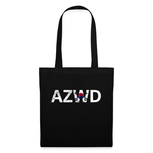 AZWD South Korea - Sac en tissu