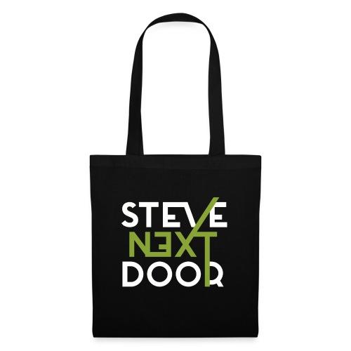 Steve Next Door - Klassisches Logo - Stoffbeutel