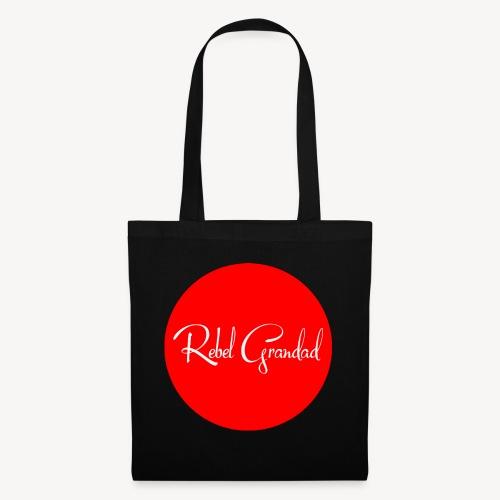Red Circle - Tote Bag