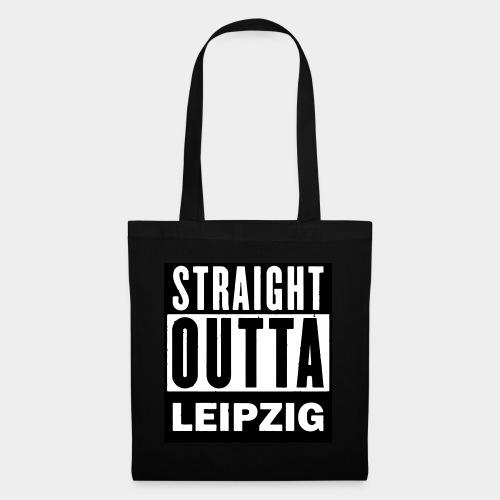 STRAIGHT OUTTA LEIPZIG - Stoffbeutel