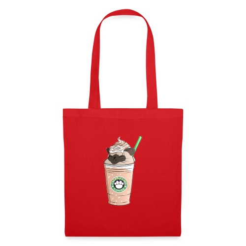 Catpuccino bright - Tote Bag