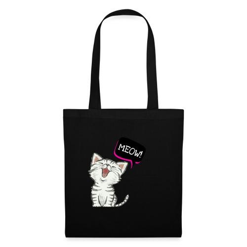 Cat meow - Tote Bag