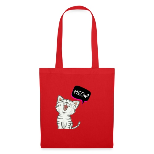Cat meow - Tote Bag