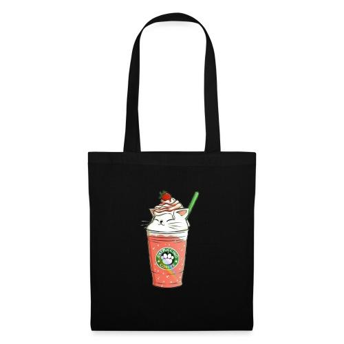 Catpuccino White - Tote Bag