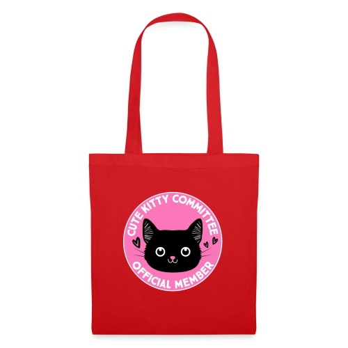 Kitty Committee - Tote Bag