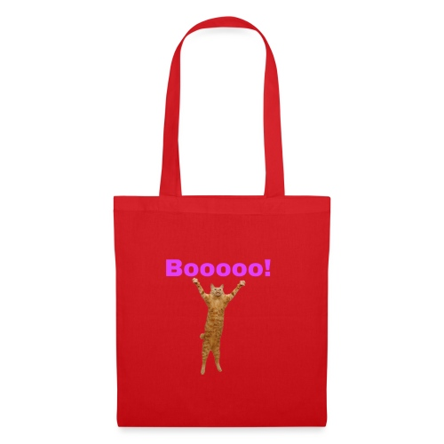 Cat scared - Tote Bag