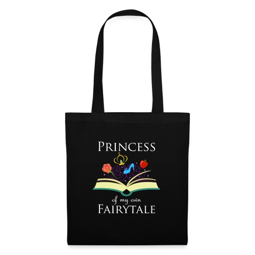 Princess Of My Own Fairytale - White - Tote Bag