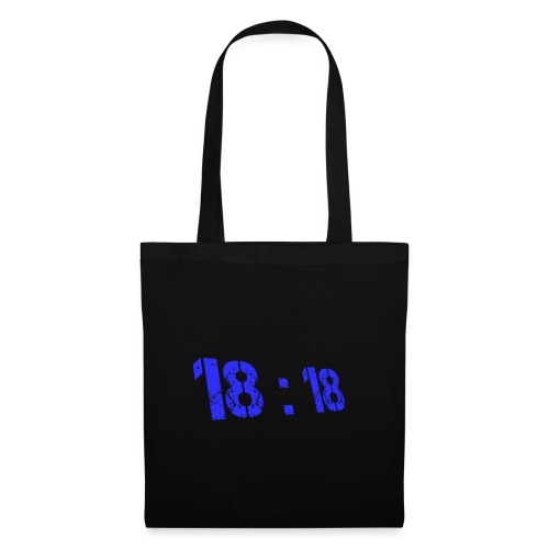 18:18 Blue - Tote Bag