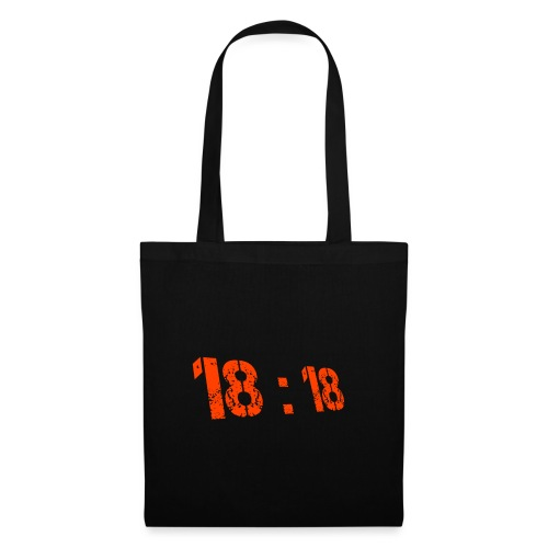 18:18 Red - Tote Bag