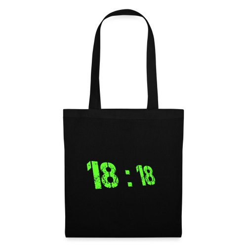 18:18 Green - Tote Bag