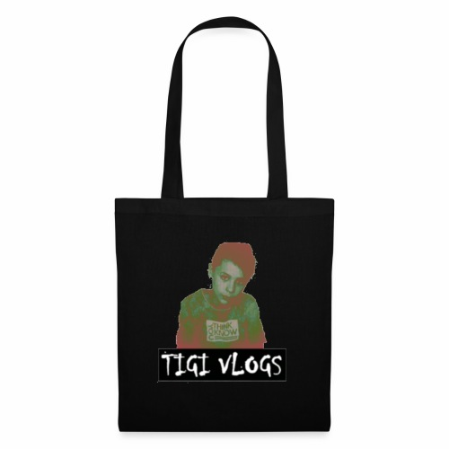 TIGIVLOGS JUL MERCH! - Tygväska