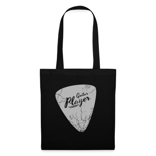 Plektron Guitar Player - Stoffbeutel