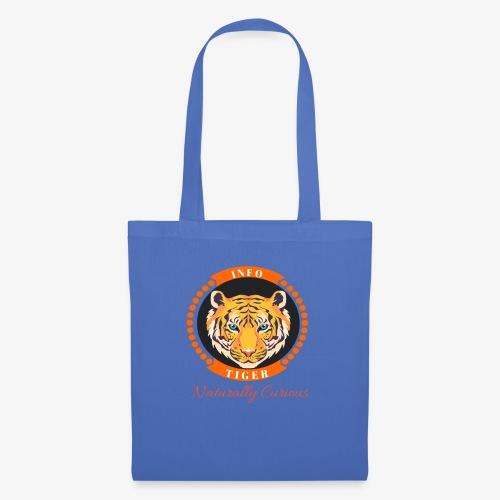 Info Tiger - Tote Bag