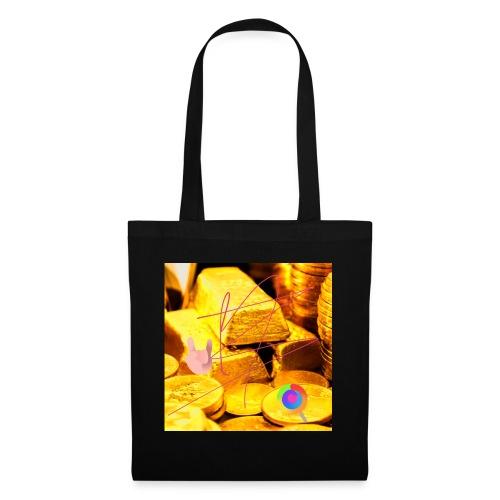 oro nelle vene - Borsa di stoffa