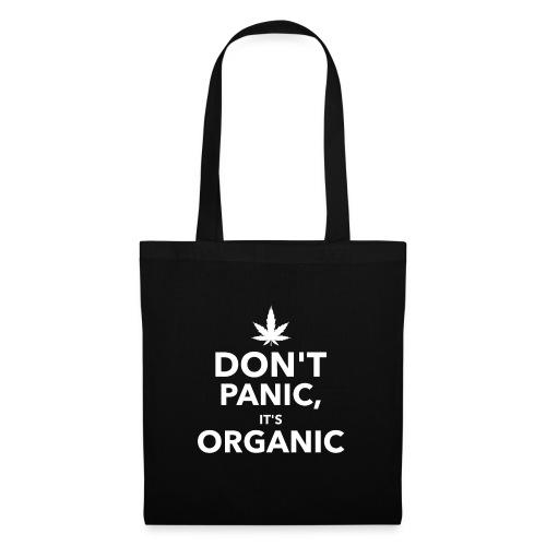 Don't panic it's organic - Sac en tissu