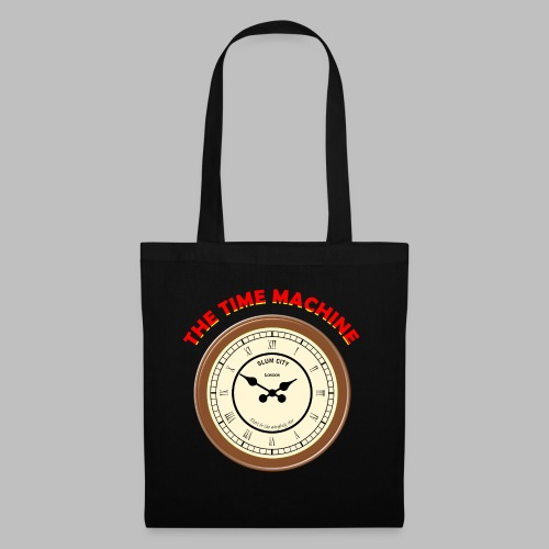 Time Machine - Tote Bag