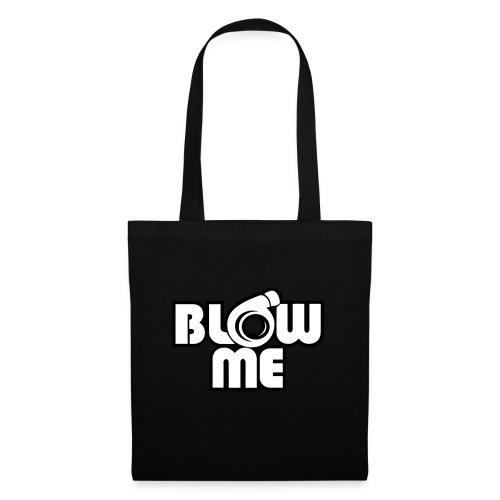 blow me - Tygväska