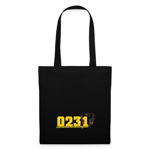 0231 Jute Beutel Dortmund - Stoffbeutel