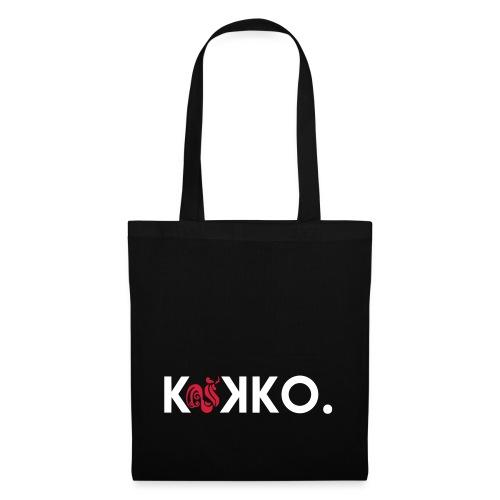 KUKKO teksti logo - Kangaskassi