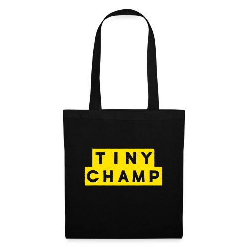 tiny champ blocks design - Tote Bag