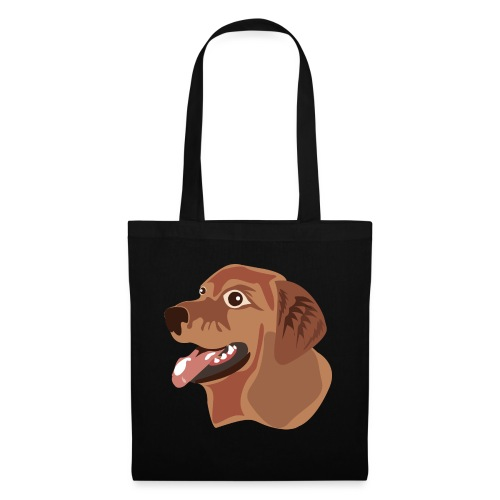 Dog by liod - Tote Bag