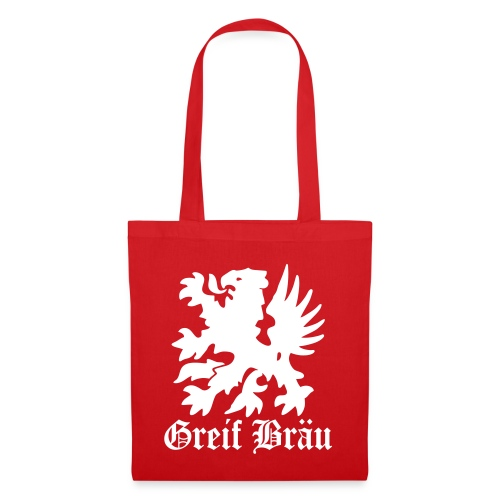T Shirt Greif Bräu - Stoffbeutel