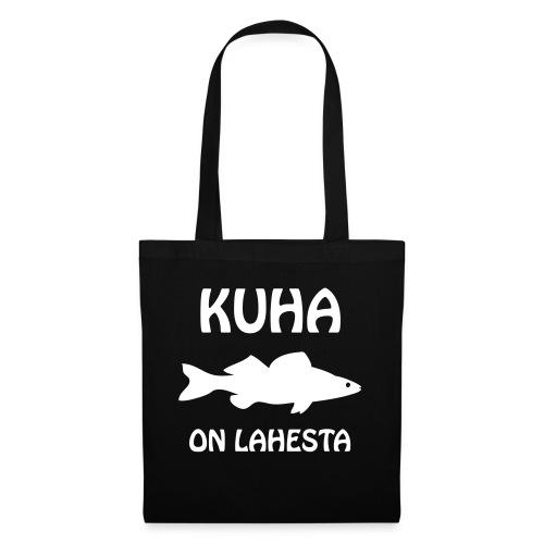 KUHA ON LAHESTA - Kangaskassi