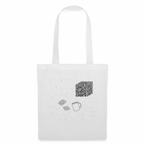Borg tea and biscuits - Tote Bag