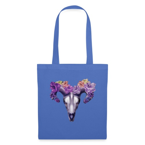 Fashion skull print design - Tote Bag