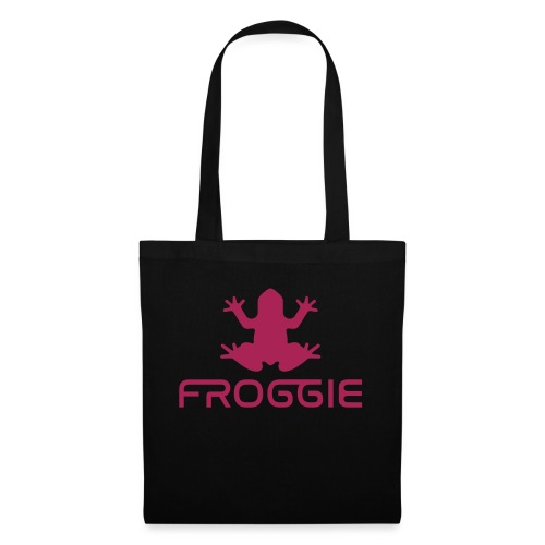 Froggie's Offical Merch - Megenta - Tote Bag