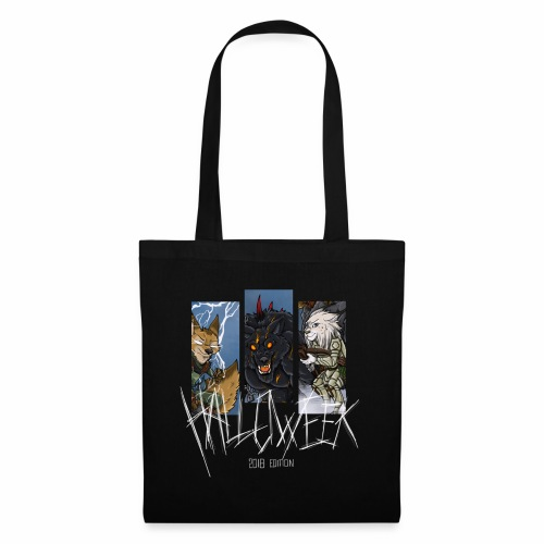 The Hallow Trio - Tote Bag