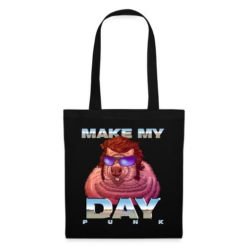 Make my Groundhog Day! - Stoffbeutel