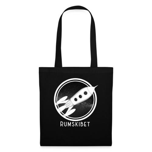 Rumskibet logo - Mulepose