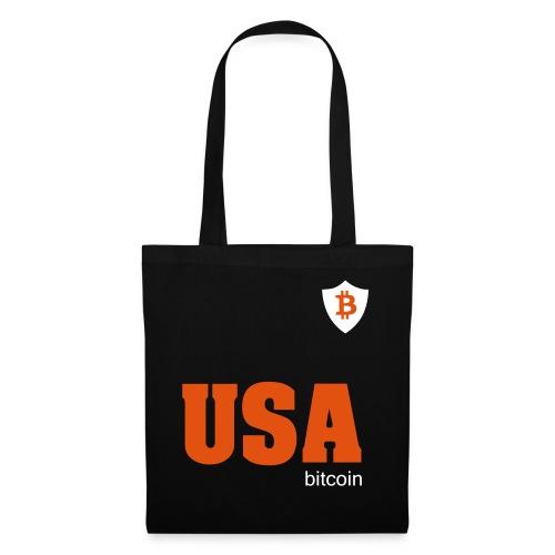 USA Bitcoin - Bolsa de tela