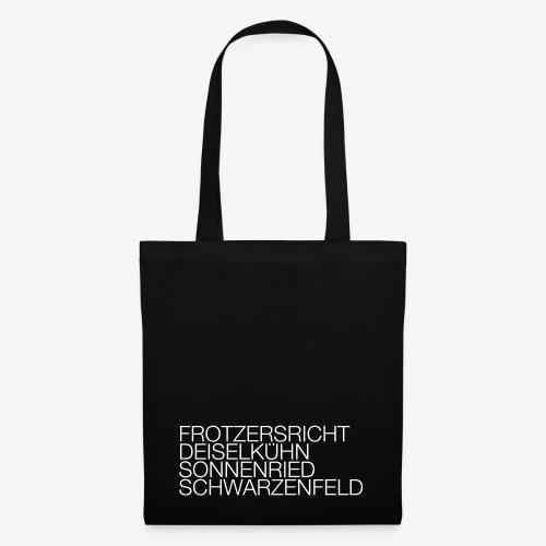 Schwarzenfeld 3 - Stoffbeutel
