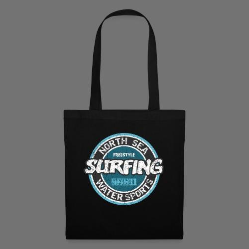 North Sea Surfing (oldstyle) - Tote Bag