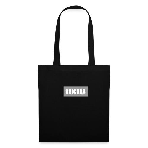 Snickas Logo - Tote Bag
