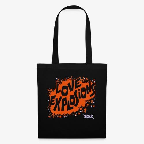 Love Explosion - Tote Bag