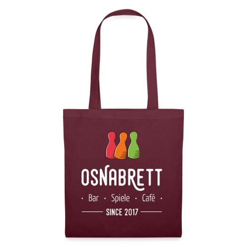 Osnabrett Deluxe - Stoffbeutel