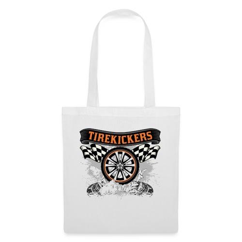 Tirekickers – Wheel ans Racing Flags - Stoffbeutel