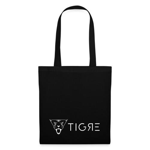 Classic long TIGRE logo - Tote Bag