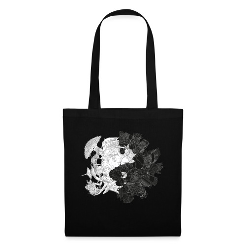 New Yin Old Yang - Tote Bag