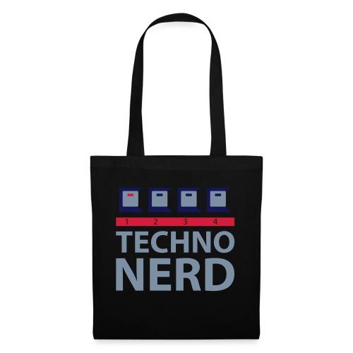 Techno Nerd - Tote Bag
