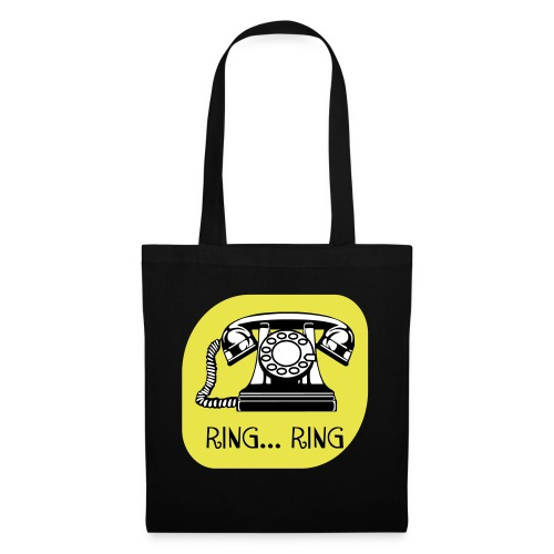 ring ring telefoon - Tas van stof