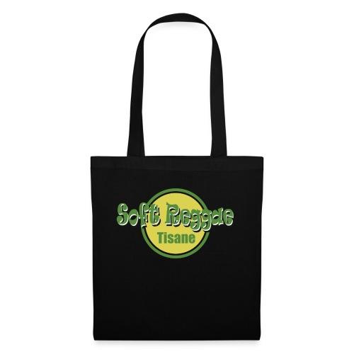soft reggae tisane (fort contraste) - Tote Bag